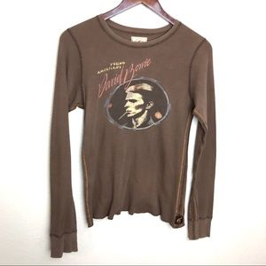 Trunk LTD David Bowie Young Americans Thermal Tee